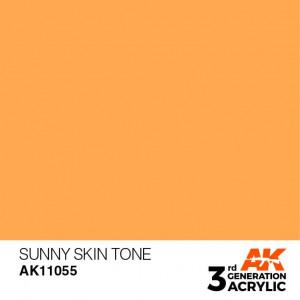 AK11055 SUNNY SKIN TONE – STANDARD