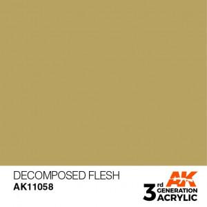 AK11058 DECOMPOSED FLESH – STANDARD