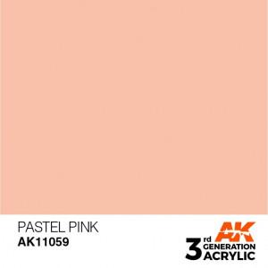 AK11059 PASTEL PINK