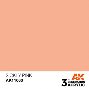 AK11060 SICKLY PINK – STANDARD