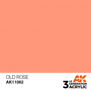 AK11062 OLD ROSE – STANDARD