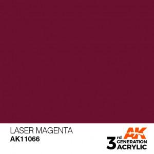 AK11066 LASER MAGENTA – STANDARD
