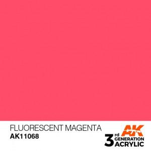 AK11068 FLUORESCENT MAGENTA – STANDARD
