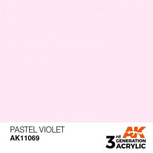 AK11069 PASTEL VIOLET – PASTEL