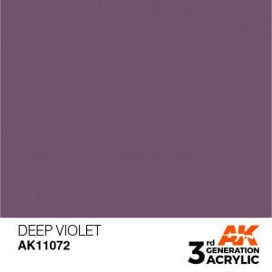 AK11072 DEEP VIOLET – INTENSE