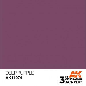 AK11074 DEEP PURPLE – INTENSE