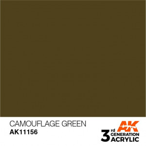 AK11157 US DARK GREEN – STANDARD