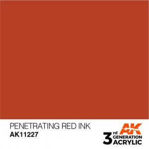 AK11227 PENETRATING RED – INK