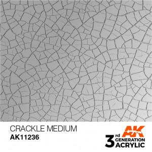AK11236 CRACKLE MEDIUM – AUXILIARY