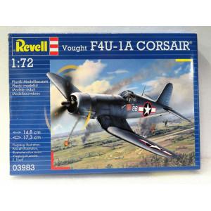 VOUGHT F4U-1A CORSAIR 1/72