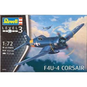 F4u-4 Corsair 1/72