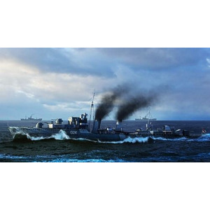 HMCS Huron (G24) Tribal Class Destroyer 1944
