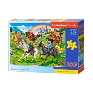 Princess Horse Ride 100pcs puzzle