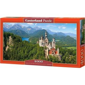 Neuschwanstein Castle puzzle 4000pcs