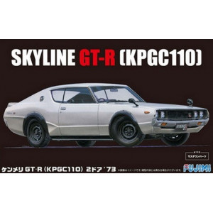 Nissan Skyline GT-R KPGC110 1/24