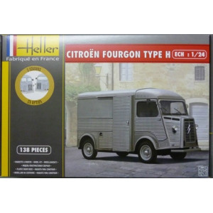 Citroen Fourgon Type H 1/24