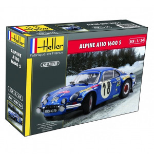 Alpine A110 1600 S 1/24
