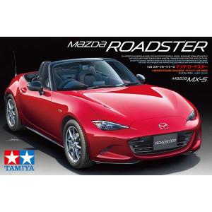 Mazda Roadster MX-5 1/24