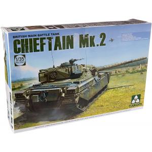 British MBT Chieftain Mk.2 1/35