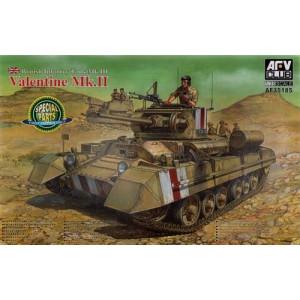 Valentine Mk.II British Infantry