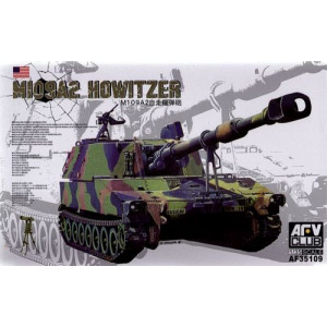 M109 A2 Howitzer 1/35