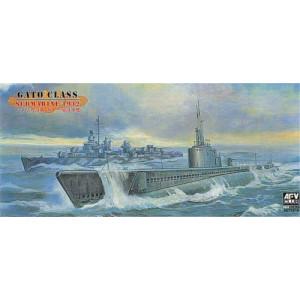 USS Gato Class Submarine 1942