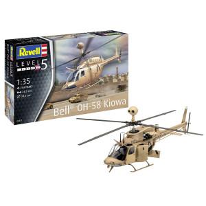 Bell OH-58 Kiowa 1/35
