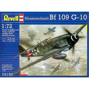 Messerschmitt Bf109 G-10 1/72