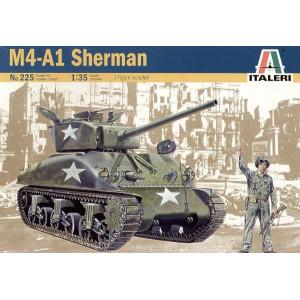 M4-A1 Sherman 1/35
