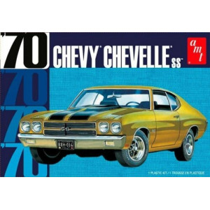 1970 Chevy Chevelle SS2T 1/25