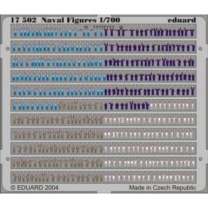 Naval Figures 1/700