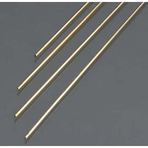 1mm X 0.25mm X 305mm  Brass tube