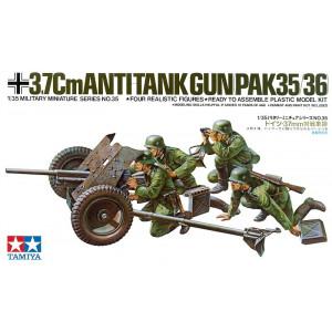 GERMAN 37MM ANTI-TANK