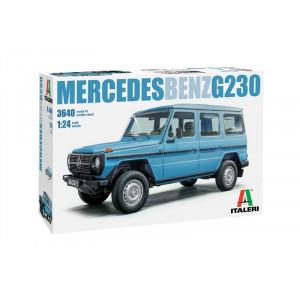 Mercedes Benz G230 1/24
