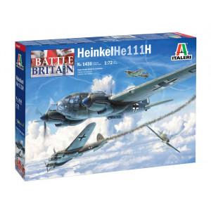 Heinkel He-111H-6  1/72