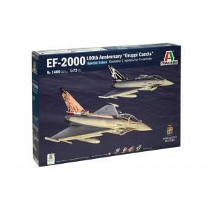 """EF-2000 100th Anniv.""""GRUPPI CACCIA"""""""