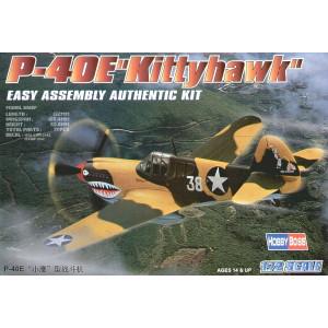 P-40E Kittyhawk/Warhawk 'Easy Build' 1/72