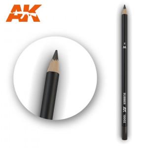 AK10002 Rubber Watercolor pencil