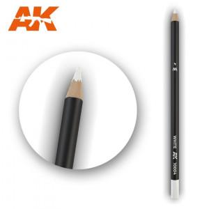 AK10004 White Watercolor pencil
