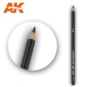 AK10019 CHIPPING COLOR Watercolor pencil