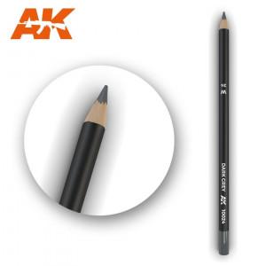 AK10024 DARK GREY Watercolor pencil