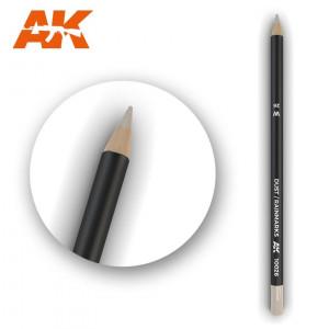 AK10026 DUST / RAINMARKS  Watercolor pencil