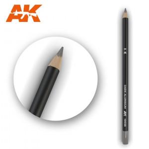 AK10035 DARK ALUMINIUM Watercolor pencil