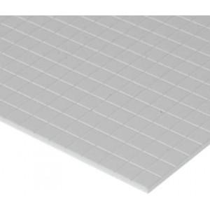 "Sidewalk 3/8"" Squares (9.5 mm) .040"" Thick (1.0mm)"