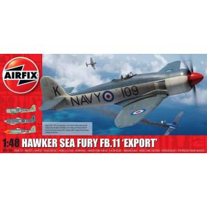 Hawker Sea Fury FB.11 'Export Edition' 1/48