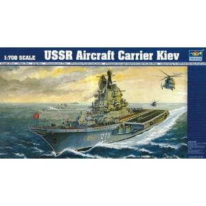USSR Aircraft Carrier Kiev 1/700