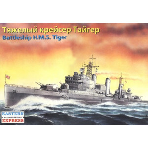 Cruiser H.M.S Tiger