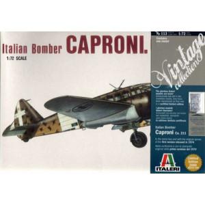 Italian Bomber Caproni. CA.311 1/72
