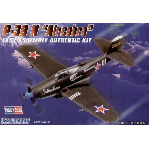 P-39N Airacobra easy built