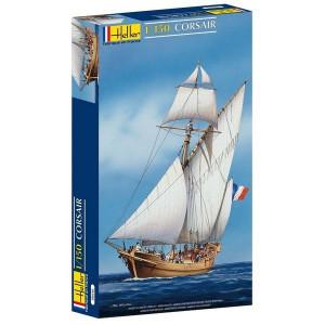 Corsair sailing ship 1/150